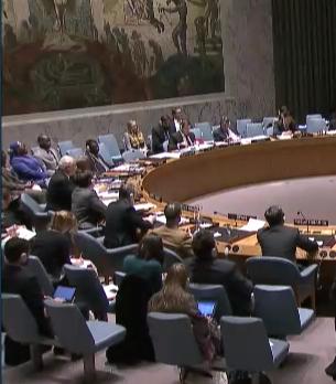 UNSC debate on PoC