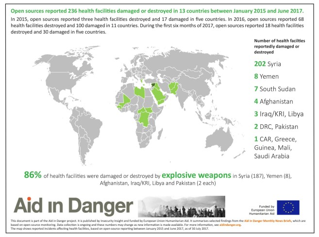 WHD Health facilities world map JPEG